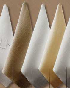 FG6 - Lino 18 fili cm. - Bianco - altezza 180 - a metro