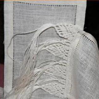 Bissoni (lino regolare da 10 a 14 fili cm.)