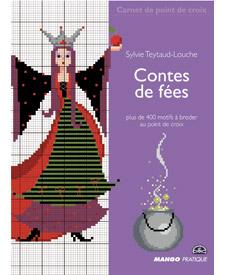 Quaderni di punto croce: Contes de fées