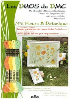 Schema Collezione Fleurs et Botanique - Narciso e Nasturzio