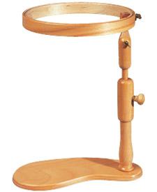 Telaio da seduta in legno - cerchio cm. 21,5