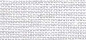 Art 160 - Bisso di lino - alt. 180 cm. - Bianco Ottico