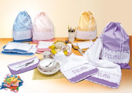 Asilo DMC collezione 2010-2011 - asciugamano - azzurro