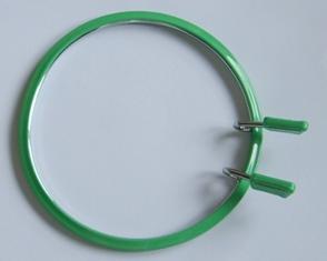 Telaio rotondo in plastica - tenuta forte - cm. 12,5