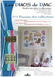 Schema Collezione Passion des collections - Sedie
