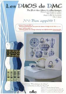 Schema Collezione Bon appetit - Porcelaines de Chine