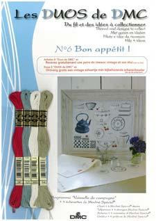 Schema Collezione Bon appetit - Vaisselle de campagne
