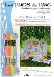 Schema Collezione Bon appetit - Pique-nique entre amis