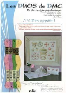 Schema Collezione Bon appetit - Faience Fleurie
