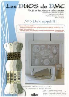Schema Collezione Bon appetit - Un dimanche en famille