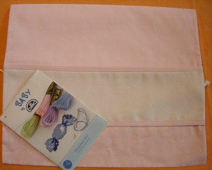 Asilo DMC collezione 2012 - sacchetto - rosa