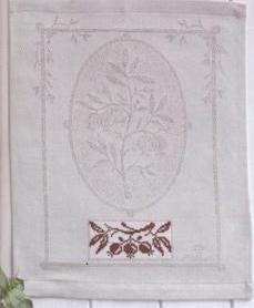 Parolin 2012 - pannello - melograno - misto lino naturale
