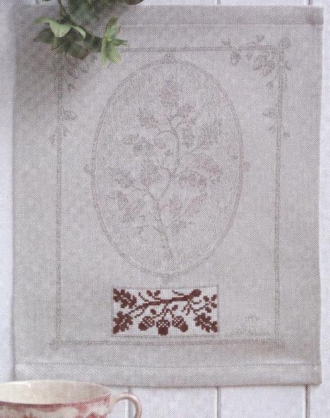 Parolin 2012 - pannello - quercia - misto lino naturale