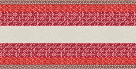Natale DMC 2013 - runner - rosso