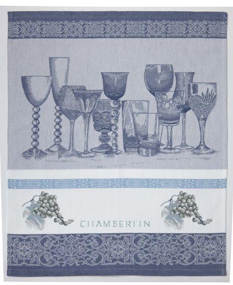 Asciugapiatti Bicchieri - blu